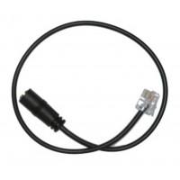 2.5mm adapter to RJ9 handset jack