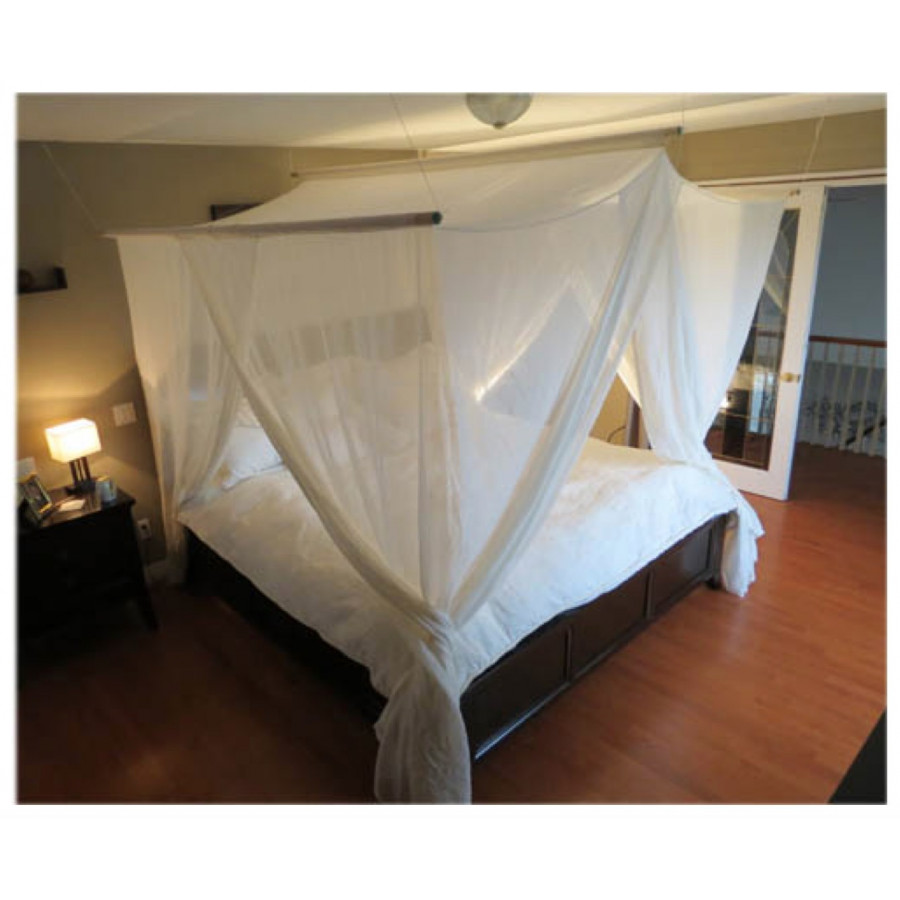 Swiss Shield Naturell Bed Canopy