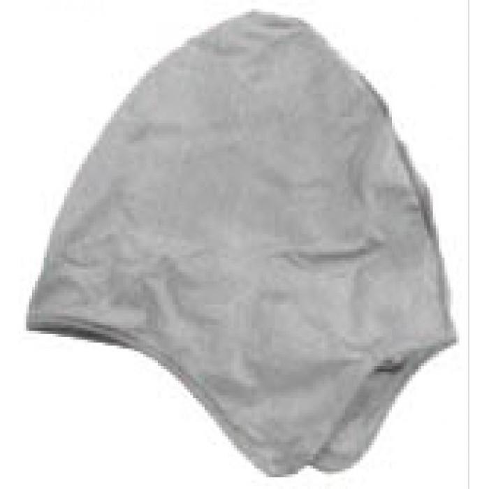 Bonnet couvre tête anti-rayonnement.